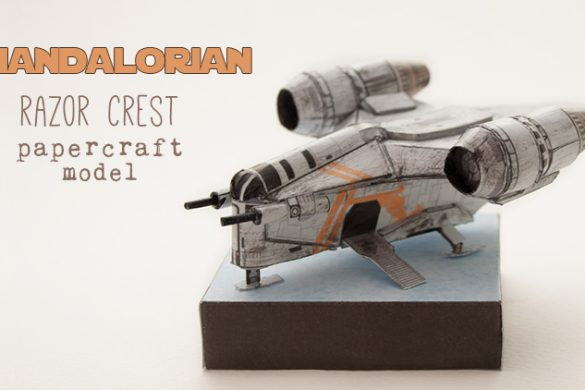 The Mandalorian Ship