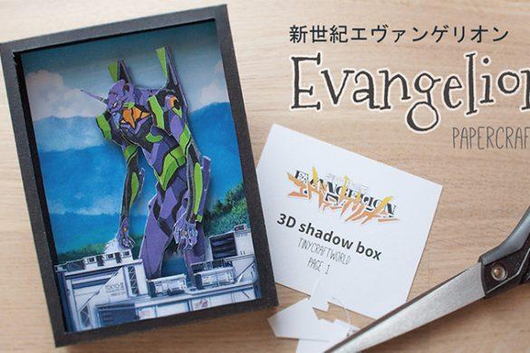 Evangelion Shadow Box