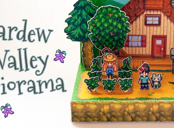 Stardew Valley Diorama