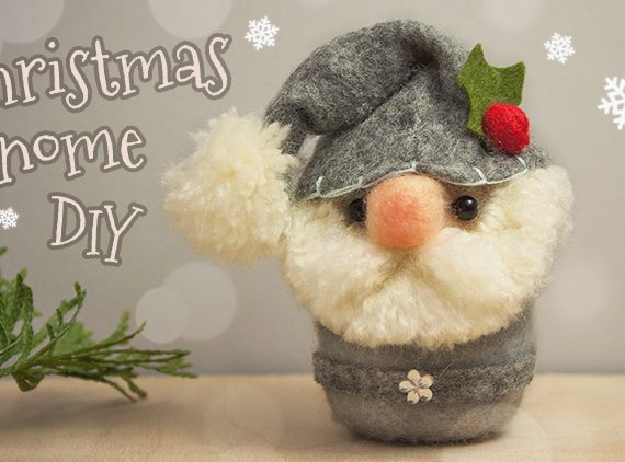 Winter Christmas Gnome