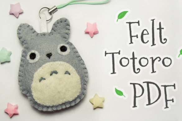 Update: Felt Totoro