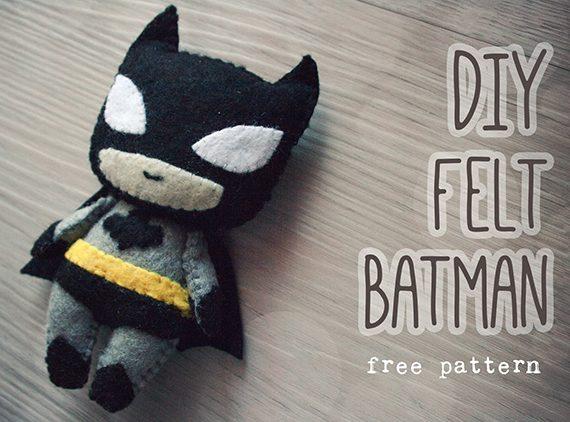 Felt Batman